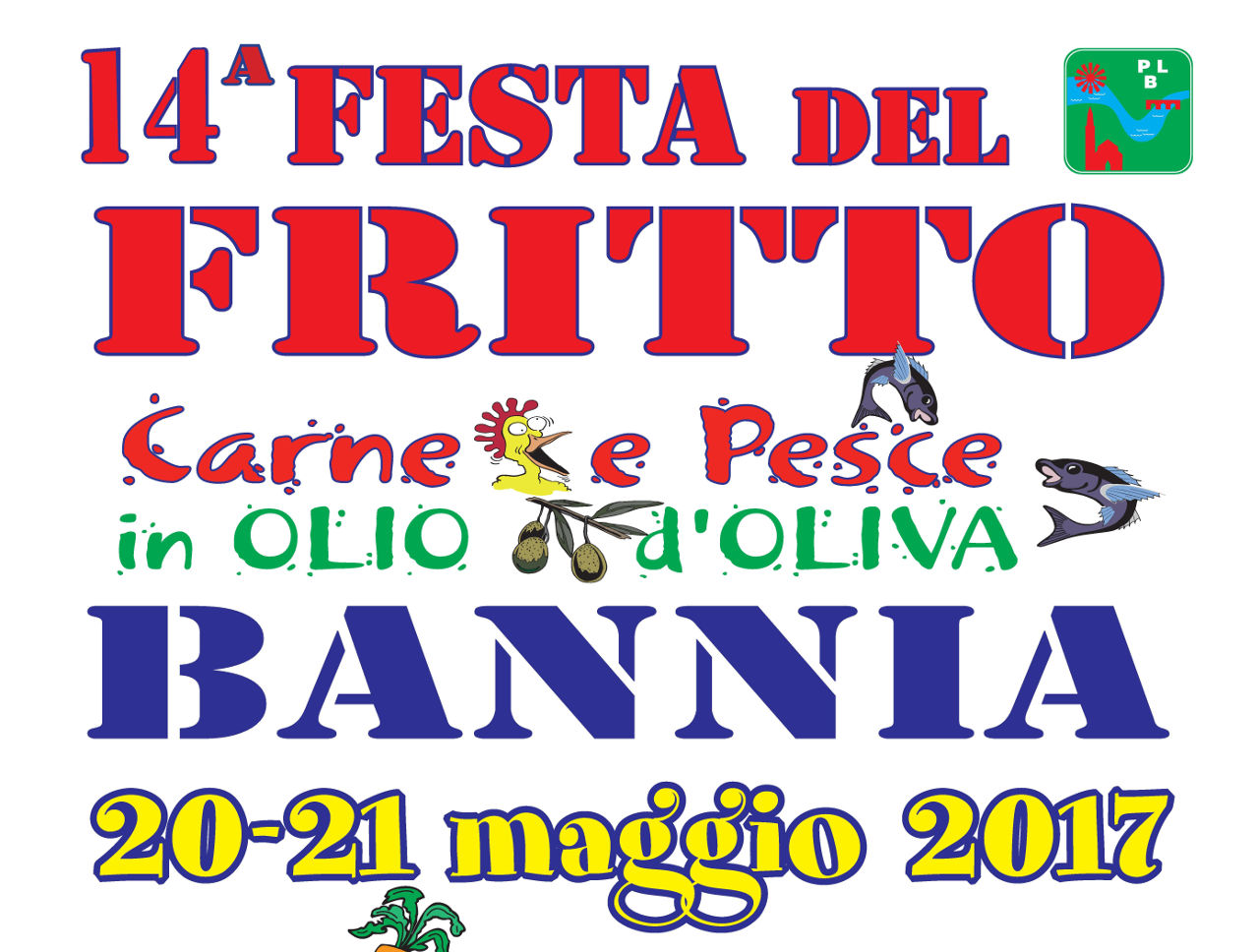 14° Festa del Fritto
